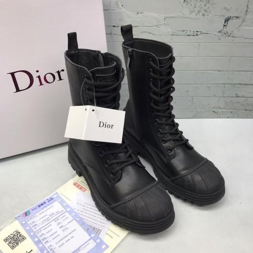 Ботинки демисезонные женские  Dior - арт.162136