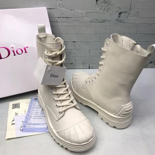 Ботинки демисезонные женские  Dior - арт.162137