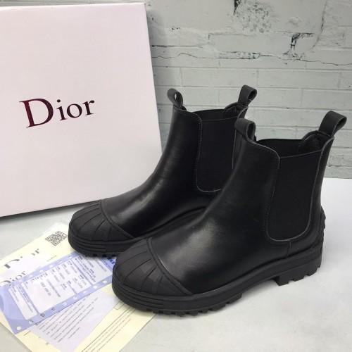 Ботинки демисезонные женские  Dior - арт.162138