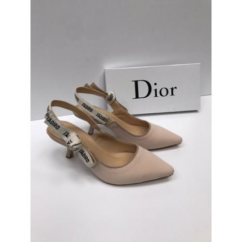 Босоножки женские Dior  - арт.163284