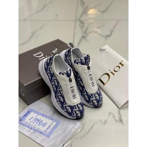 Кроссовки  женские  Dior - арт.164066