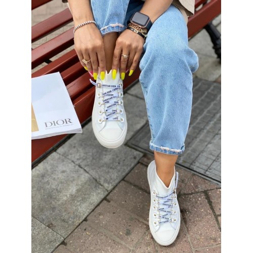 Кеды  женские  Dior - арт.164606