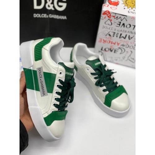 Кроссовки  женские  Dolce & Gabbana - арт.232861