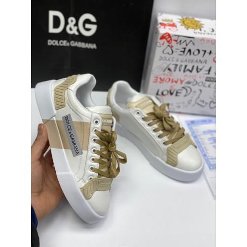 Кроссовки  женские  Dolce & Gabbana - арт.232859