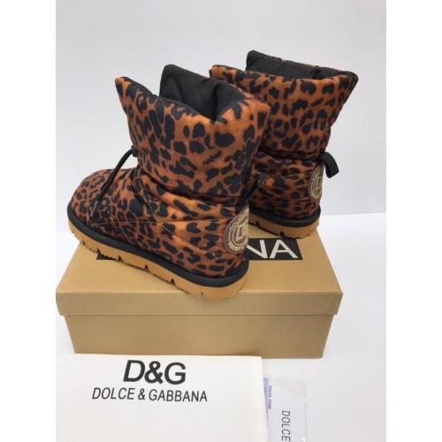 Дутики  женские Dolce & Gabbana - арт.235797