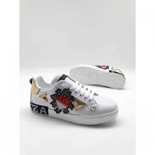 Кеды женские Dolce & Gabbana - арт.233963