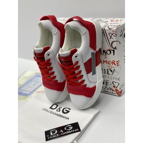 Кроссовки  женские  Dolce & Gabbana - арт.234545