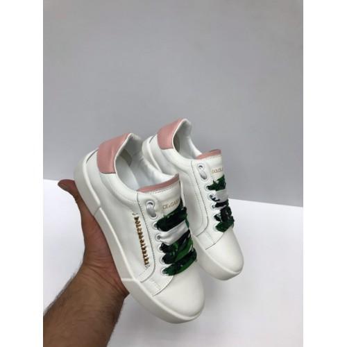 Кеды женские Dolce & Gabbana - арт.235205