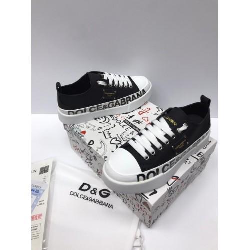 Кеды женские Dolce & Gabbana - арт.235207