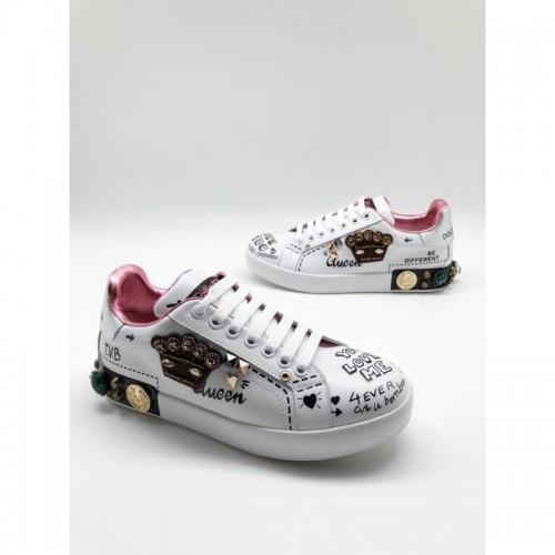 Кеды женские Dolce & Gabbana - арт.233960