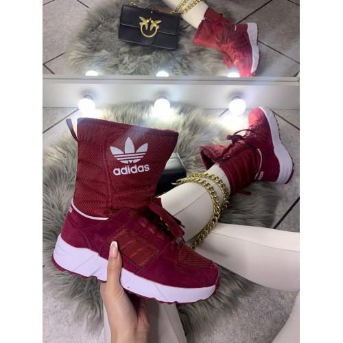 Дутики женские Adidas - арт.330991