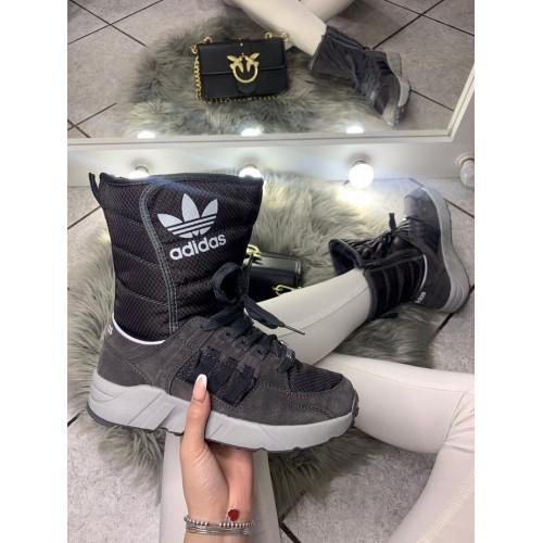 Дутики женские Adidas - арт.330993