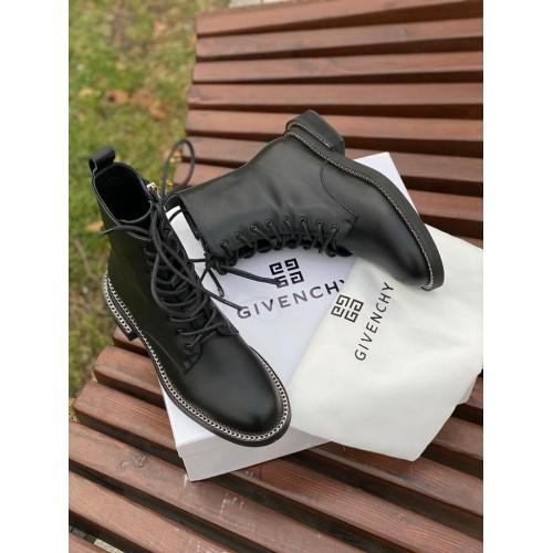 Ботинки  женские  Givenchy  - арт.451026