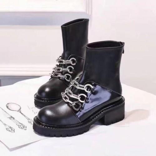 Ботинки  женские  Givenchy  - арт.455365