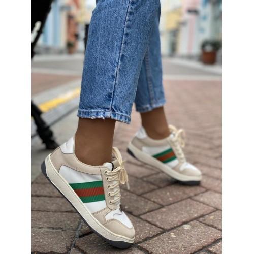 Кроссовки женские  Gucci - арт.202406