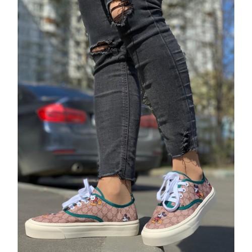 Кеды женские Gucci - арт.000347