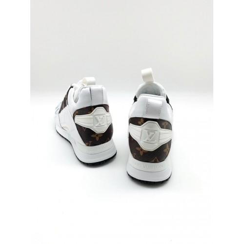 Кроссовки  женские Louis Vuitton Monogram сникерсы  - арт.172439