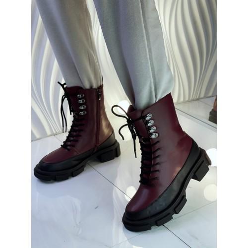 Ботинки зимние  женские Merge - арт.421875