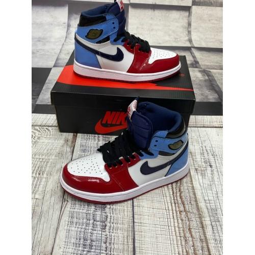 Кроссовки женские  Nike Air Jordan 1 - арт.352466