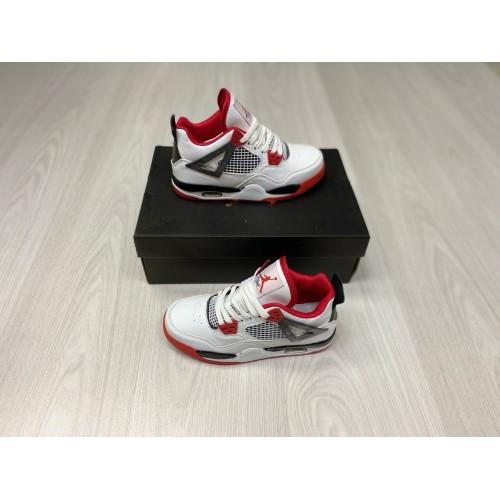 Кроссовки женские  Nike Air Jordan 4 - арт.352984