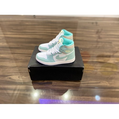 Кроссовки женские  Nike Air Jordan 1 - арт.354364