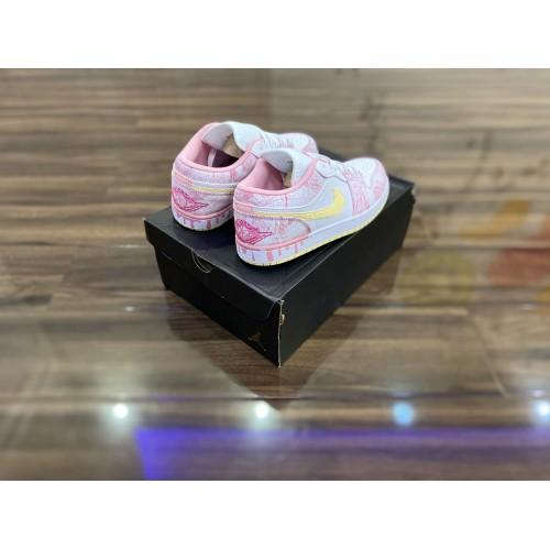 Кроссовки женские  Nike  Air Jordan 1 - арт.354531