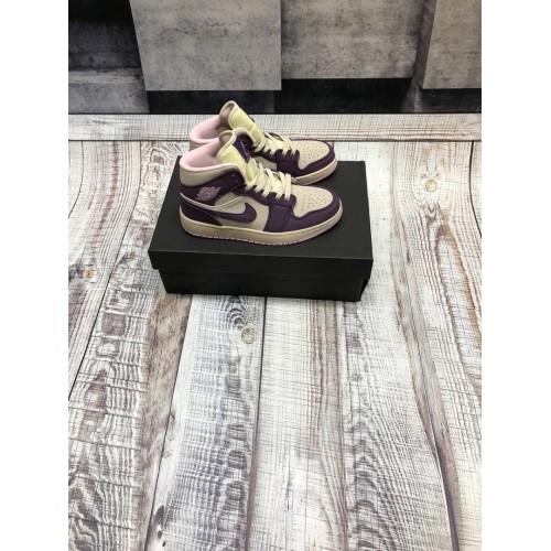 Кроссовки  женские  Nike air Jordan 1 - арт.351906