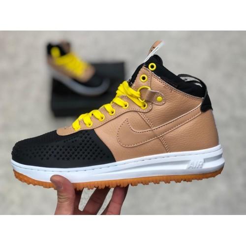 Кроссовки зимние мужские  Nike Air lunara