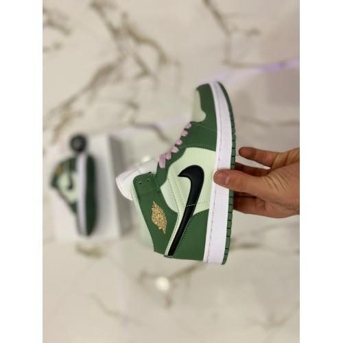 Кроссовки женские  Nike air Jordan 1 - арт.355820
