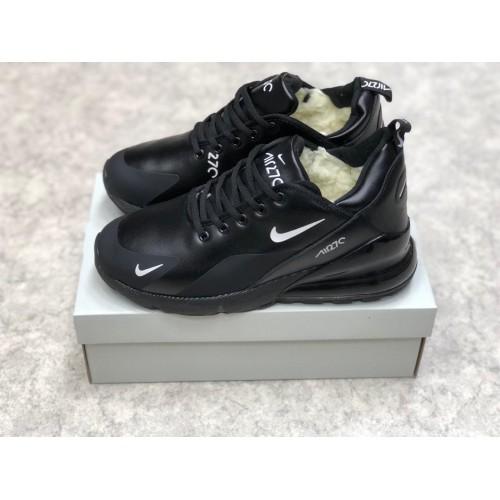 Кроссовки зимние мужские  Nike AIR 270