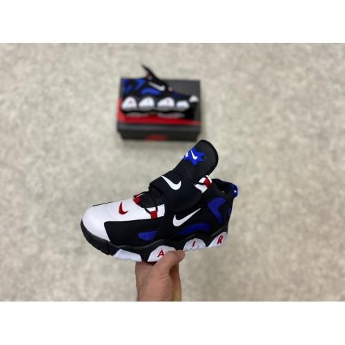 Кроссовки мужские Nike Air Barrage Mid  зимние