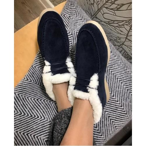 Ботинки зимние женские Loro Piana