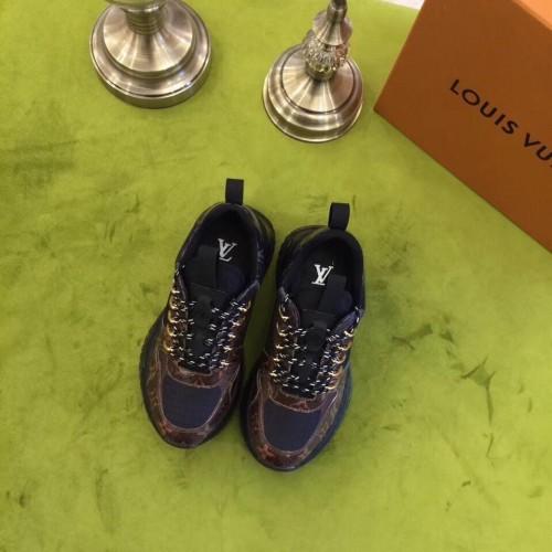 Кроссовки женские Louis Vuitton Run Away Pulse - арт.000335