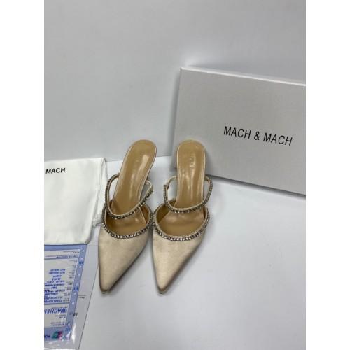 Сабо   женские  Mach & Mach - арт.673677