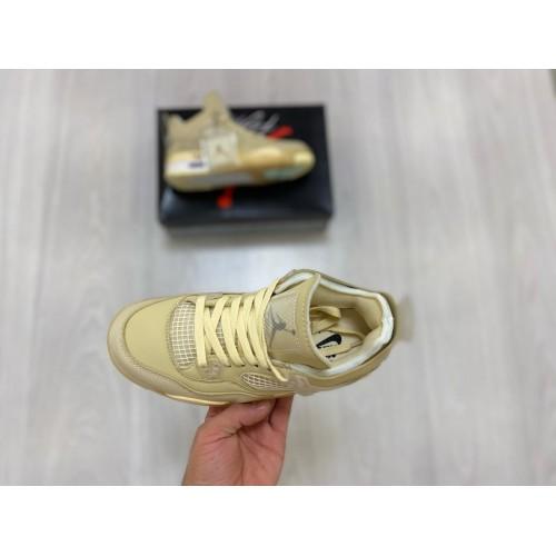 Кроссовки женские  Nike AiR JORDAN 4  - арт.353882