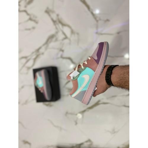 Кроссовки  женские Nike Air Jordan 1 - арт.355119