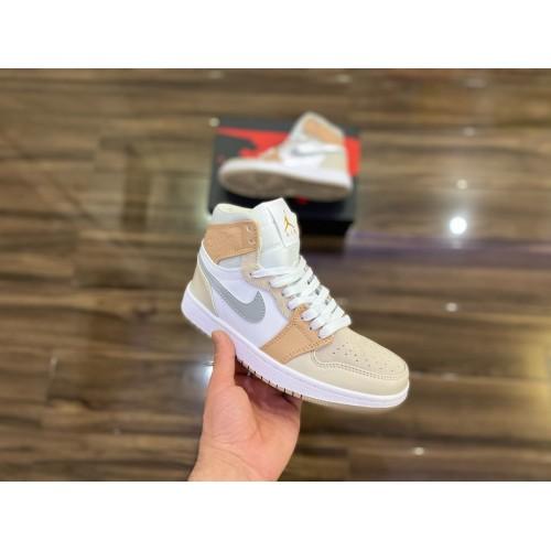 Кроссовки женские  Nike Air Jordan 1 - арт.353583