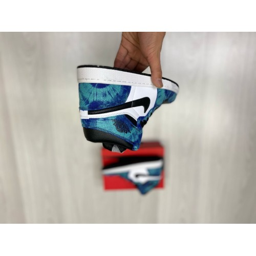 Кроссовки женские  Nike Air Jordan 1 - арт.353586