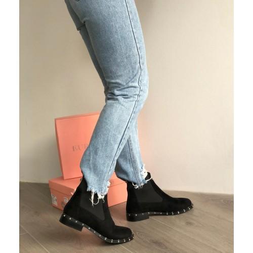 Ботинки зимние женские Merge - арт.420662