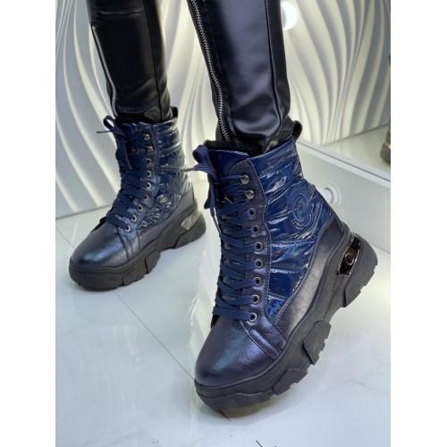 Ботинки зимние женские Merge - арт.421456