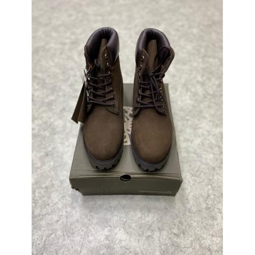 Ботинки  мужские Timberland - арт.521369